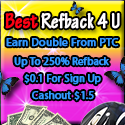 BestRefback4U: How to start earning with PTC sites